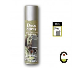 Spray decorativo PLATA FLORTIS
